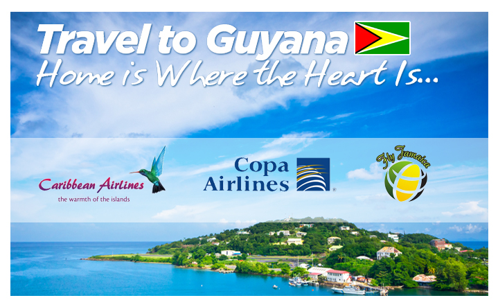 Travel to Guyana
