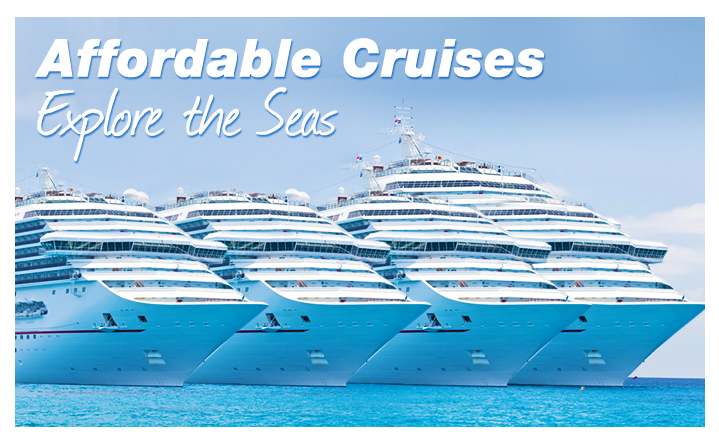 Affordable Cruises