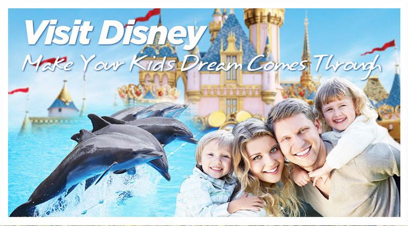 Visit Disney